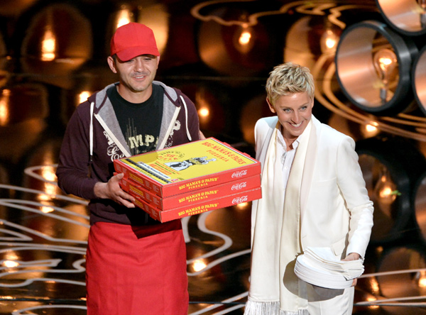 Pizza Oscars